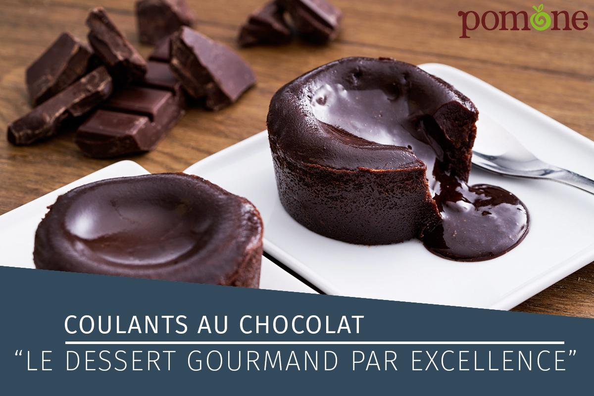 Coulants au chocolat, Une valeur sûre sur tous les continents !